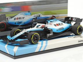George Russell Williams FW42 #63 Formula 1 2019