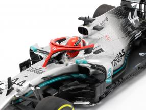 L. Hamilton Mercedes-AMG F1 W10 #44 Monaco GP World Champion F1 2019