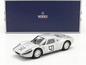 Porsche 904 GTS #50 American Challenge Cup 1964 Chuck Cassel 1:18 Norev