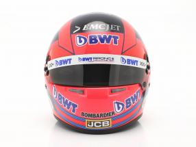 Sergio Perez #11 BWT Racing Point F1 Team formula 1 2020 helmet