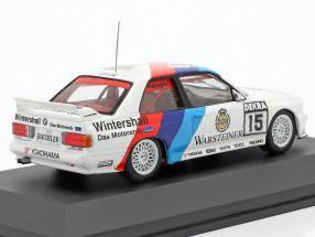 BMW M3 (E30) #15 DTM 1992 Roberto Ravaglia