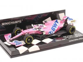 Sergio Perez Racing Point RP20 #11 Austrian GP formula 1 2020 1:43 Minichamps