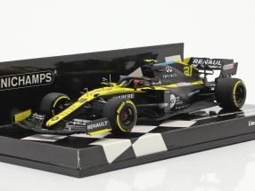 Esteban Ocon Renault R.S.20 #31 Austrian GP formula 1 2020 1:43 Minichamps