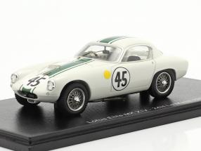 Lotus Elite MK XIV #45 24h LeMans 1962 Hunt, Wyllie 1:43 Spark