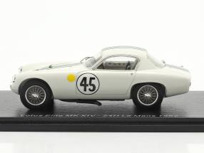 Lotus Elite MK XIV #45 24h LeMans 1962 Hunt, Wyllie