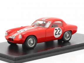 Lotus Elite #22 Goodwood Tourist Trophy 1961 Leston 1:43 Spark