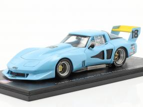 Chevrolet Corvette C3 #18 100 Miles Road Atlanta 1978 J. Paul 1:43 Spark