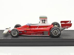Niki Lauda Ferrari 312T #12 formula 1 World Champion 1975