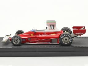 Clay Regazzoni Ferrari 312T #11 formula 1 1975