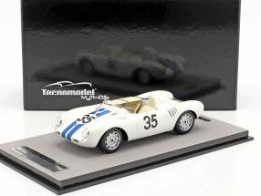 Porsche 550A RS #35 8th 24h LeMans 1957 Hugus, de Beaufort 1:18 Tecnomodel