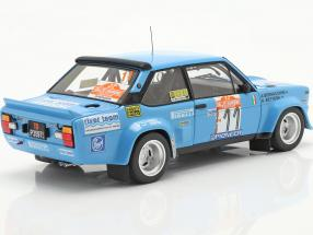 Fiat 131 Abarth #11 6th Rallye SanRemo 1980 Bettega, Bernacchini
