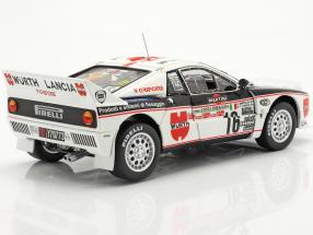 Lancia 037 Rally #16 3rd Rallye Costa Smeralda 1983 Cunico, Bartolich