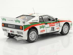 Lancia 037 Rally #18 5th Rallye SanRemo 1983 Biasion, Siviero