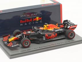 M. Verstappen Red Bull Racing RB16 #33 3rd Styrian GP formula 1 2020 1:43 Spark
