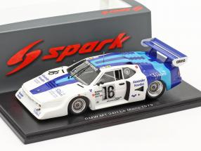 BMW March M1 #16 24h LeMans 1979 Quester, Grob, Edwards 1:43 Spark