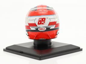 Robert Kubica #88 Alfa Romeo Racing Orlen formula 1 2020 helmet