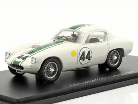 Lotus Elite #44 Winner GT1.3 24h LeMans 1962 Hobbs, Gardner 1:43 Spark
