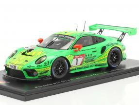 Porsche 911 GT3 R #1 24h Nürburgring 2019 Manthey Racing 1:43 Spark
