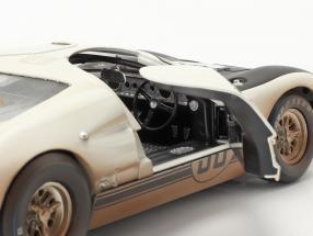 Ford GT40 MK II #98 Winner 24h Daytona 1966 Dirty Version
