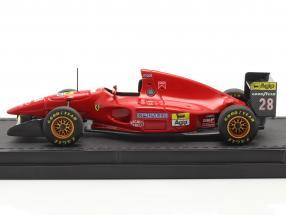 Gerhard Berger Ferrari 412T1 #28 formula 1 1994
