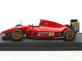 Jean Alesi Ferrari 412T1 #27 formula 1 1994