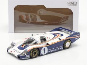 Porsche 956 LH #1 winner 24h LeMans 1982 Ickx, Bell 1:18 Solido