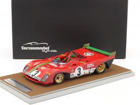 Ferrari 312 PB #3 Winner 1000km Spa 1972 Redman, Merzario