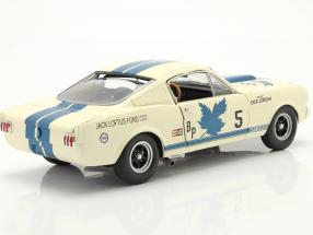 Ford Mustang Shelby GT 350R #5 Dick Jordan Canadian champion 1965