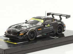 Mercedes-Benz AMG GT3 #1 3rd FIA GT World Cup Macau 2018