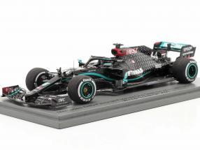 L. Hamilton Mercedes-AMG F1 W11 #44 British GP F1 World Champion 2020