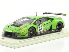 Lamborghini Huracan GT3 #63 24h Spa 2015 GRT Grasser Racing Team
