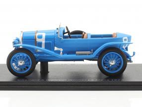 Chenard & Walcker Sport #9 Winner 24h LeMans 1923 Lagache, Leonard