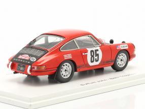 Porsche 911 T #85 Rallye Monte Carlo 1969 Buffum, Behr