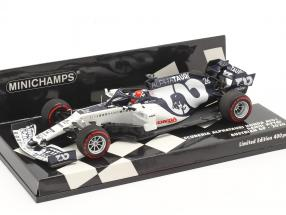 Daniil Kvyat Alpha Tauri AT01 #26 Austrian GP formula 1 2020 1:43 Minichamps