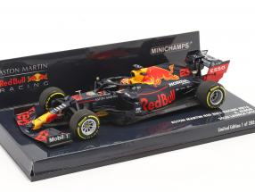 A. Albon Red Bull Racing RB16 #23 Launch Spec Formel 1 2020 1:43 Minichamps
