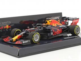 A. Albon Red Bull Racing RB16 #23 Launch Spec formula 1 2020 1:43 Minichamps