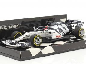 Daniil Kvyat Alpha Tauri AT01 #26 Launch Spec formula 1 2020 1:43 Minichamps