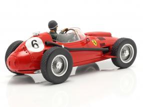 Set: Ferrari Dino 246 #6 World Champion F1 1958 with driver figure