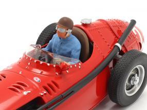 Seated Racer figure Juan Manuel  Figurenmanufaktur
