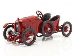 Austro Daimler Sascha ADS-R #2 year 1922 red 1:18 Fahr(T)raum