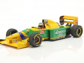 M. Schumacher Benetton B193B #5 Winner Portugal GP formula 1 1993 1:18 Minichamps