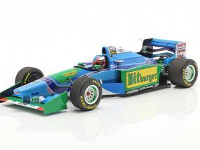 Michael Schumacher Benetton B194 #5 formula 1 World Champion 1994 1:18 Minichamps
