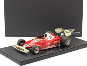 C. Reutemann Ferrari 312T2 #11 Winner Brazilian GP formula 1 1978 1:18 GP Replicas