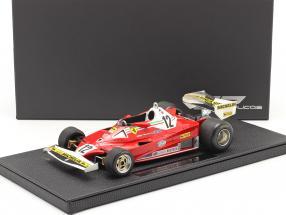 G. Villeneuve Ferrari 312T2 #12 Argentinian GP formula 1 1978 1:18 GP Replicas