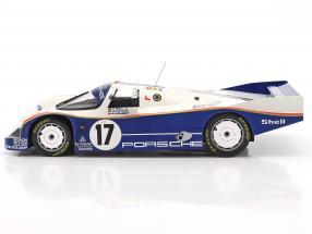 Porsche 962C #17 Winner 24h LeMans 1987 Stuck, Bell, Holbert