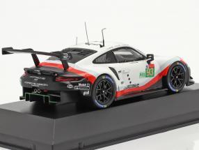 Porsche 911 (991) RSR #93 24h LeMans 2018 Pilet, Tandy, Bamber