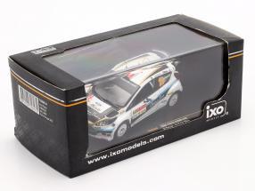 Ford Fiesta S2000 #26 Sousa, da Silva 4th S-WRC rally Portugal 2010 1:43 Ixo / 2nd choice