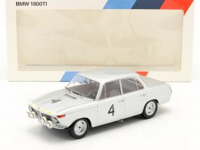 BMW 1800 TI #4 Winner 24h Spa 1965 Ickx, van Ophem 1:18 Minichamps