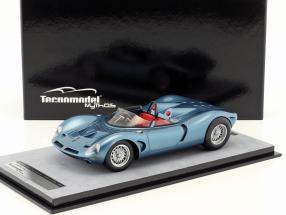 Bizzarrini P538 Spyder Press 1965 california blue 1:18 Tecnomodel/2. choice