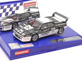 Digital 132 SlotCar BMW M1 Procar #77 Cassani Racing 1979  Carrera
